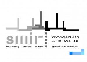 gert smit de bouwkunst logo